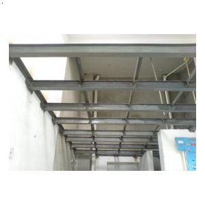 北京专业底商钢结构阁楼制作室内隔层夹层钢架二层搭建施工