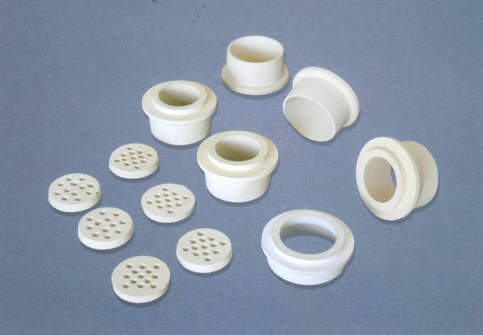 异型件耐火陶瓷异型
