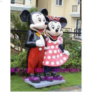 米老鼠卡通雕塑,公园米老鼠卡通雕塑定做