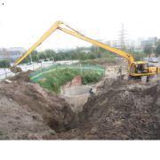 加长臂挖掘机加长臂挖掘机长臂挖掘机出租加长臂出租