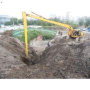 挖掘机加长臂出租