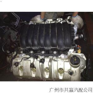 保时捷卡宴4.5t发动机总成拆车件