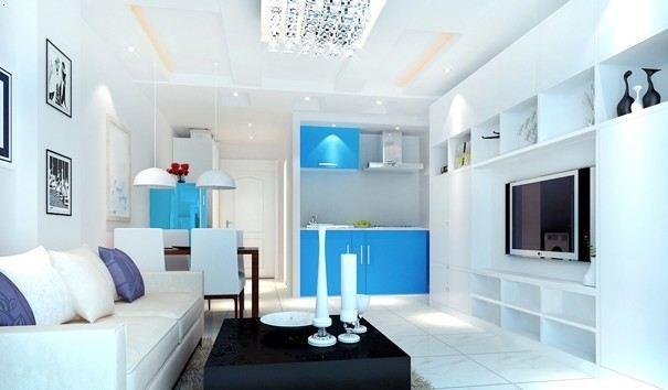 品牌:50平米房子装修