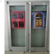 肯德基式铝型材门