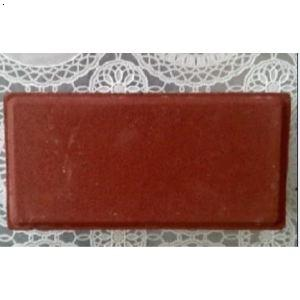 红色透水砖贴图