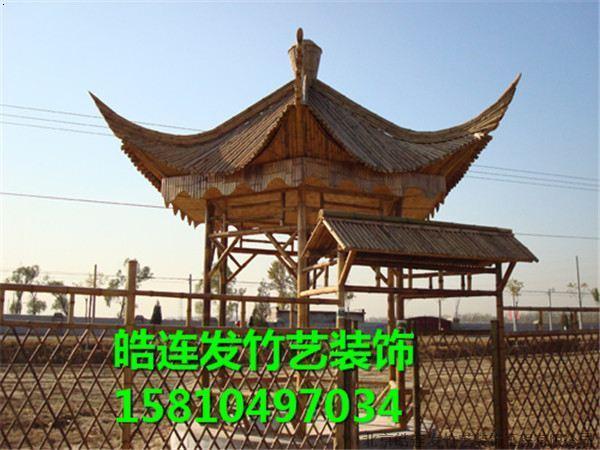 葫芦岛竹艺装饰|北京皓连发竹艺装饰工程有限公司