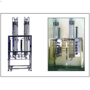 玻璃不锈钢层析柱