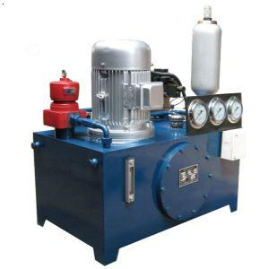 控制元件(即各种液压阀)在液压系统中控制和调节图片