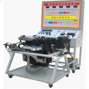 捷达电控发动机拆装运行实训台
