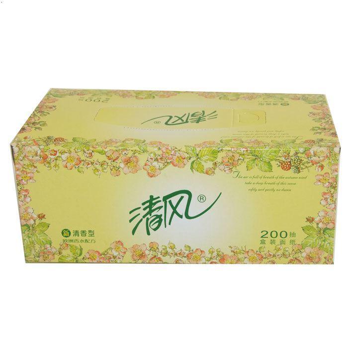 纸巾盒包装印刷