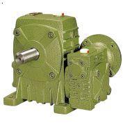 台湾款刹车离合蜗轮减速机WPEDA/WPEDS 双级减速大速比高速比!