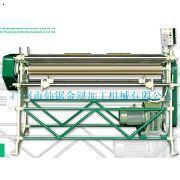 广州仙锯64寸排刀分条机|多刀分条机|服装分条机