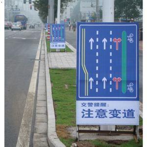 【路标指示牌】厂家,价格,图片_郑州恒大灯箱制作加工图片