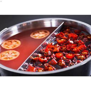 【番茄鸳鸯锅】厂家,价格,图片_哈尔滨新柏乐火锅