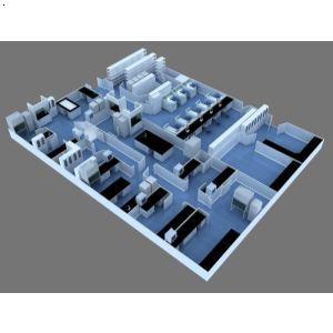 产品首页 办公文教 实验室专用设备 dna实验室设计图图片