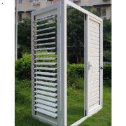 锌钢百叶护栏,空调护栏,百叶窗专业供应厂家