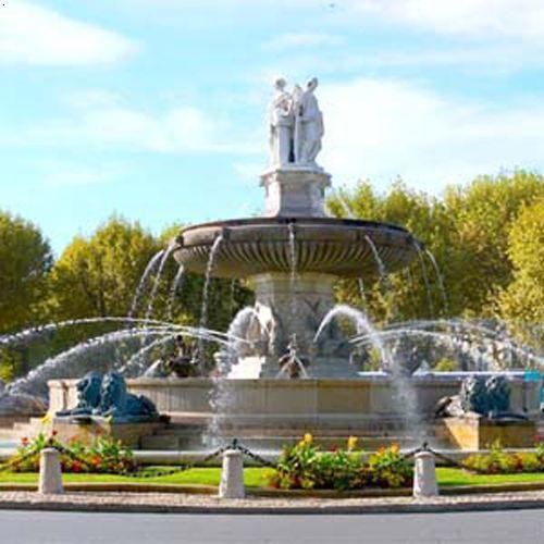 大型景观喷泉雕塑