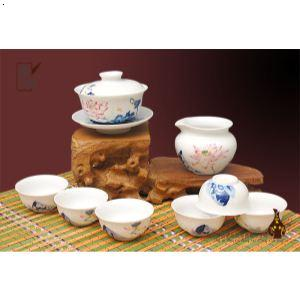 手绘陶瓷茶具