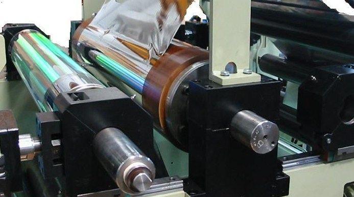 防伪商标激光硬压机-贴合机-硬压