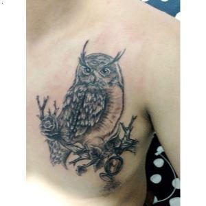 位理学和命理学来看,纹身