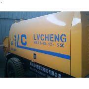 混凝土输送泵HBTS40-12-55