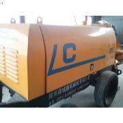 小型混凝土输送泵           HBTS40-12-55