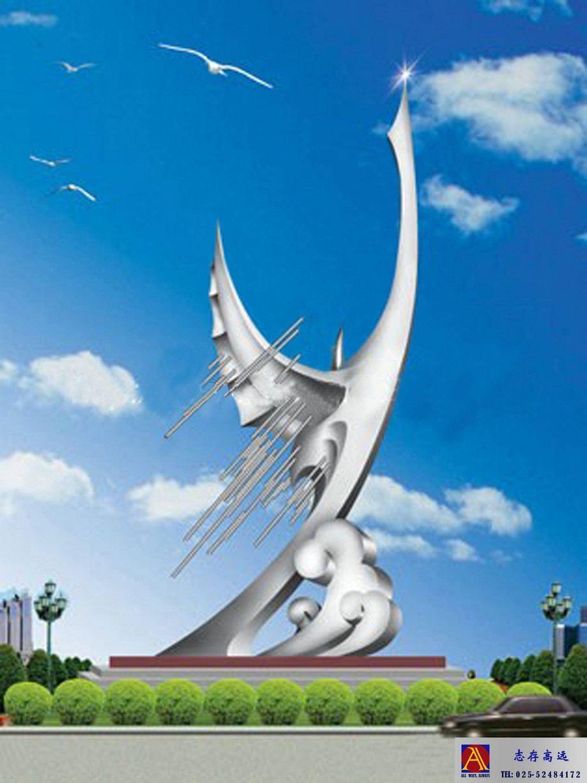 奥维斯雕塑|南京不锈钢雕塑品牌|苏州不锈钢雕塑质量