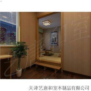 和室房,将为您打造一个绿色,健康,温韾舒适的和室空间!
