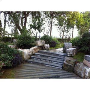 太湖山庄别墅庭院