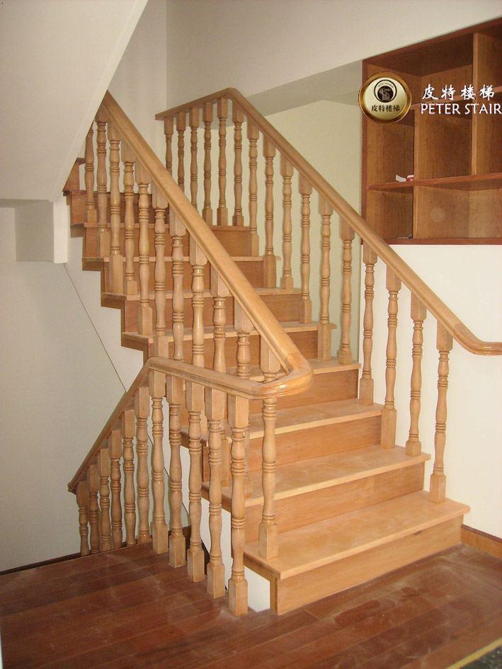 成都/实木楼梯ptlt01上海楼梯厂家提供上海...