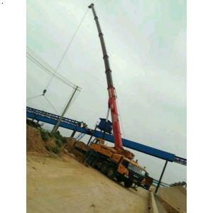 220吨吊车设备吊装62米吊车主背