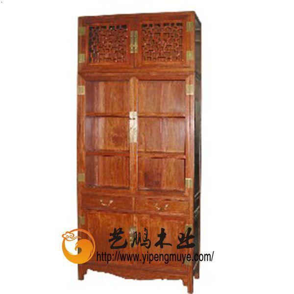 老榆木书架yp03-上海专业中式家具品牌/老榆木书架/传统技-老榆木书