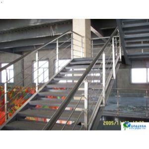 专业制作现浇混凝土阁楼钢结构楼梯二层搭建