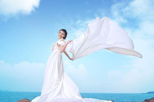 青岛婚纱摄影前十强青岛圣罗尼亚婚纱摄影青