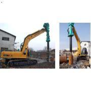 长春旋挖钻出租旋挖钻机旋挖机出租小型旋挖机代替人工挖孔