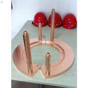 泡生法蓝宝石真空长晶炉(结晶炉、生晶炉)专用导电电极(走水电极) 上海金电铜业