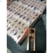泡生法蓝宝石真空长晶炉(结晶炉、生晶炉)专用导电夹(走水电极) 上海金电铜业