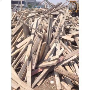 废木材回收