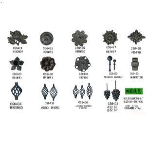 【铁艺-铸造模板10】厂家