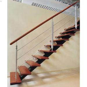 【直梁楼梯直梁楼梯】厂家,价格,图片_亿佳钢木楼梯