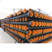 HDPE双壁波纹管-大连塑料管材| 大连给水管 |大连排水管