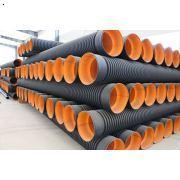 HDPE双壁波纹管-大连塑料管材|大连给水管|大连排水管