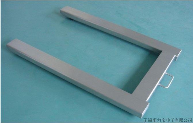 U型梁结构电子地磅、