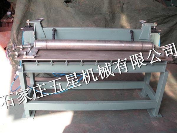 生产纸面石膏板机械设