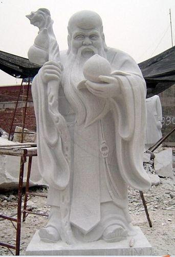 新密供应寿星石雕