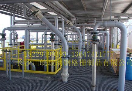 优质产品江门玻璃钢格栅★海上石油