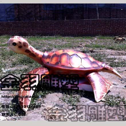 泡沫雕塑——乌龟