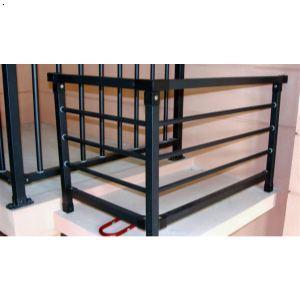 长沙空调护栏|长沙阳台护栏|长沙安安金属