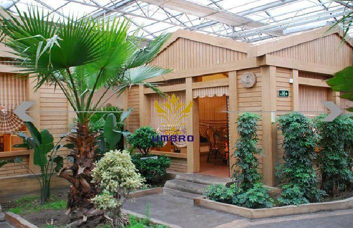 别墅区植物景观设计