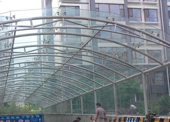 【铝塑板幕墙施工图】